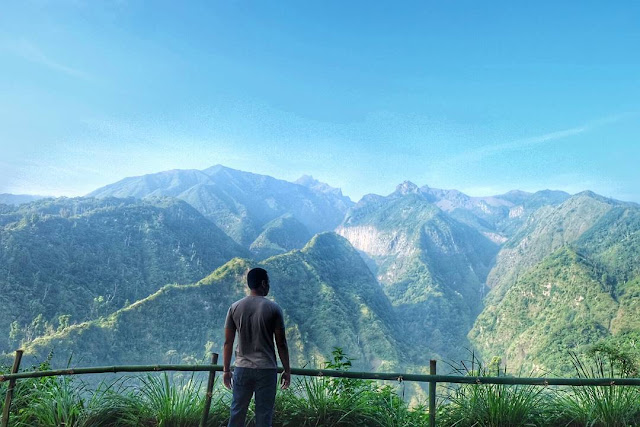 Bukit Ongakan Kura - Kura, Wisata Instagramable Tersembunyi di Kediri