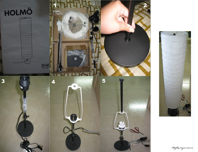 Floor Standing Uplighters Led: Ikea Holmo Floor Lamp Light Bulb