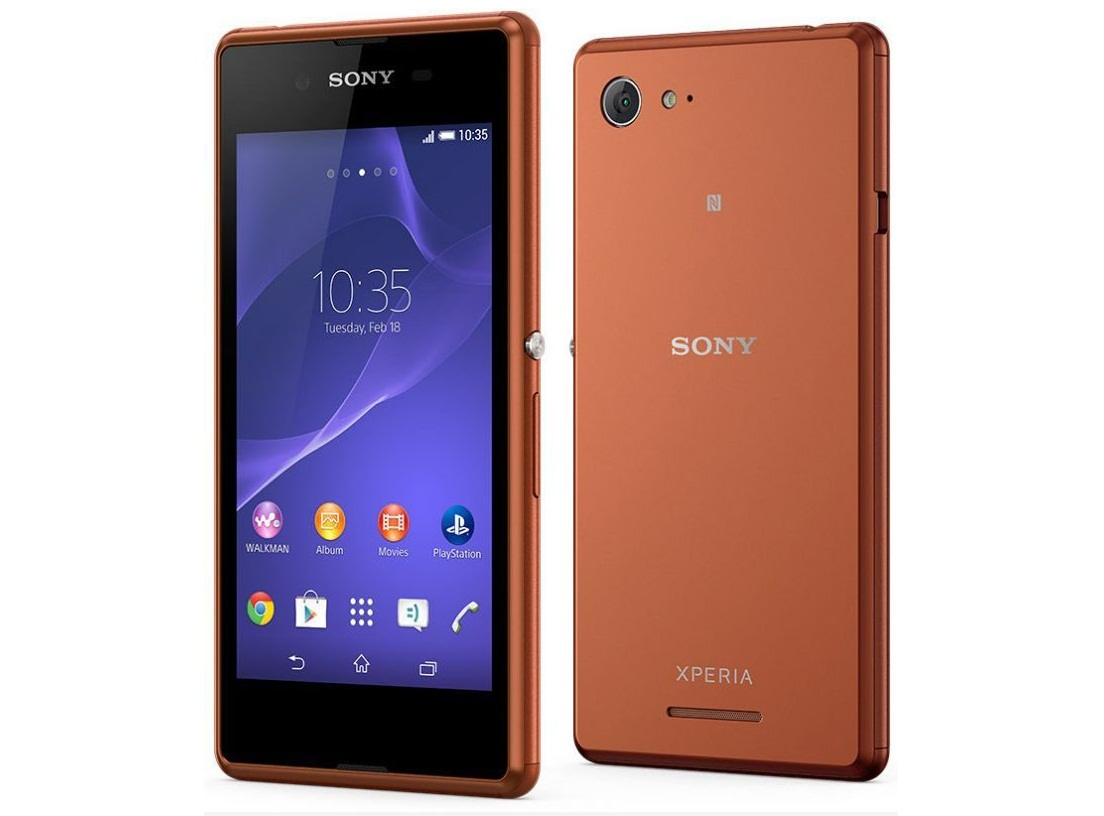 Cara Flashing Sony Xperia E3 D2203 Bootloop / Mati total