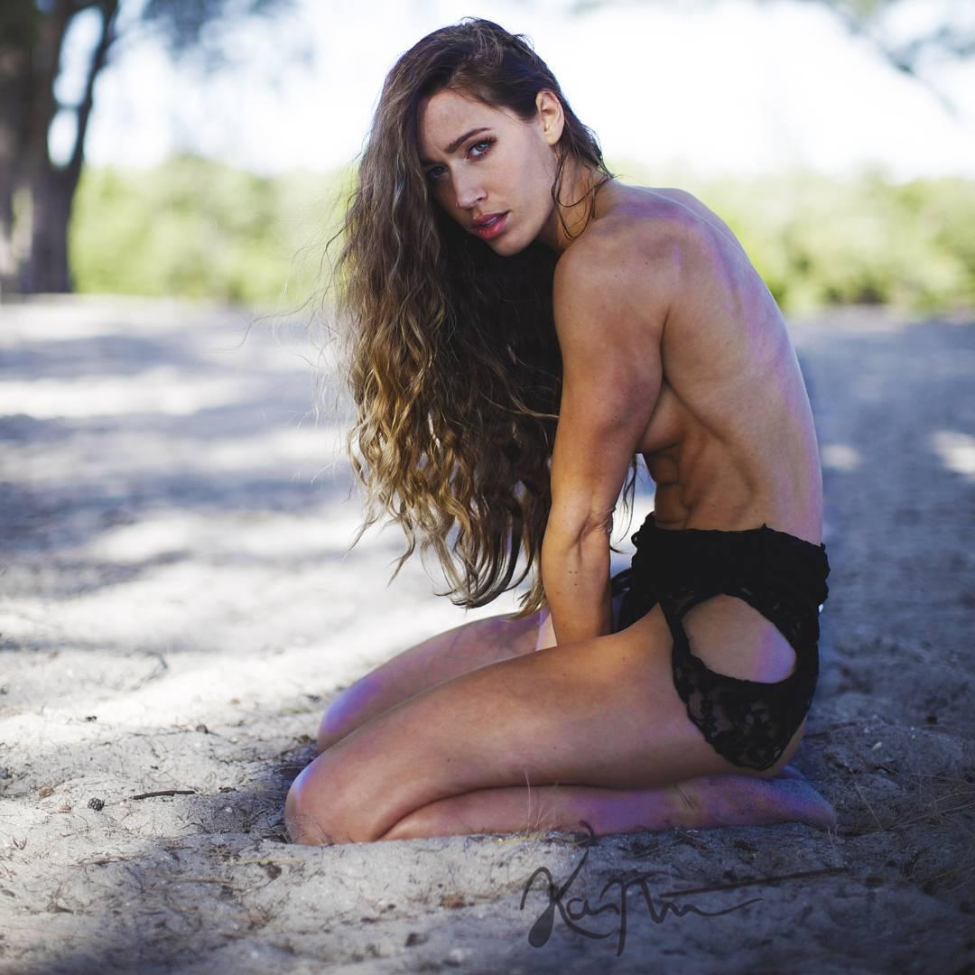 Beautiful Body model Valentina Lequeux