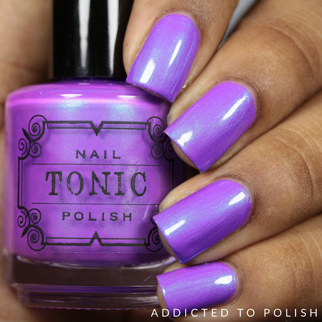 Tonic Nail Polish Light of Lyra