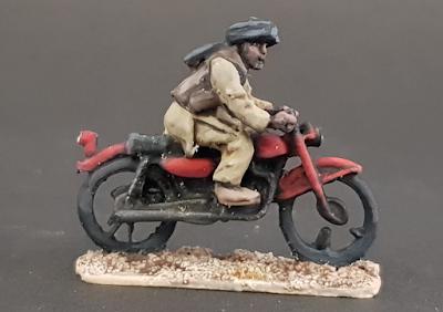 Taliban Motorcycle