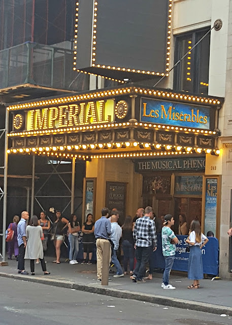 Imperial Theatre New York City