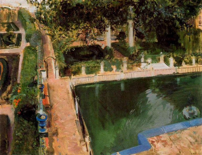 Jardín de Carlos V