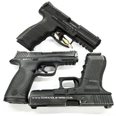 HK VP40 vs Glock 22 vs M&P, hk vp40, vp40, vp40 trigger, vp40 review