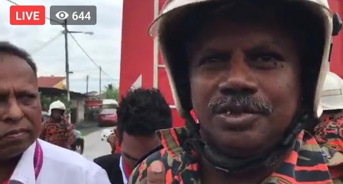 Penduduk Rantau Kurang Senang Kehadiran Calon PH