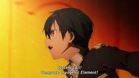Sword Art Online III - Episódio 14