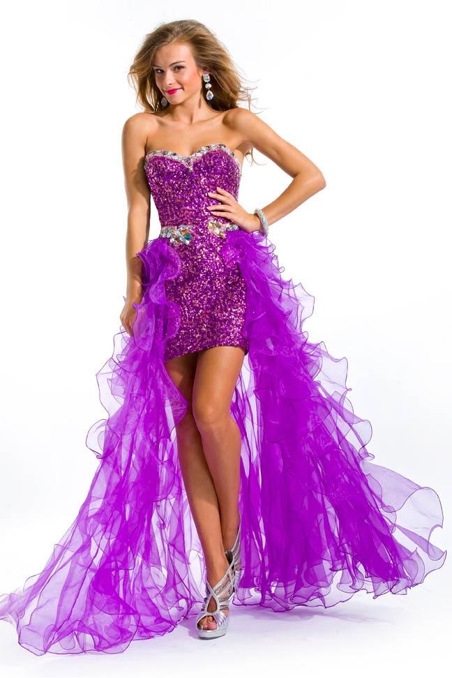 Fantásticos vestidos de 15 años de colores   Moda 2014   Vestidos ...