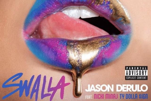 Nicki Minaj, Jason Derulo & Ty Dolla $ign Drop Sexy New Song 'Swalla' — Listen