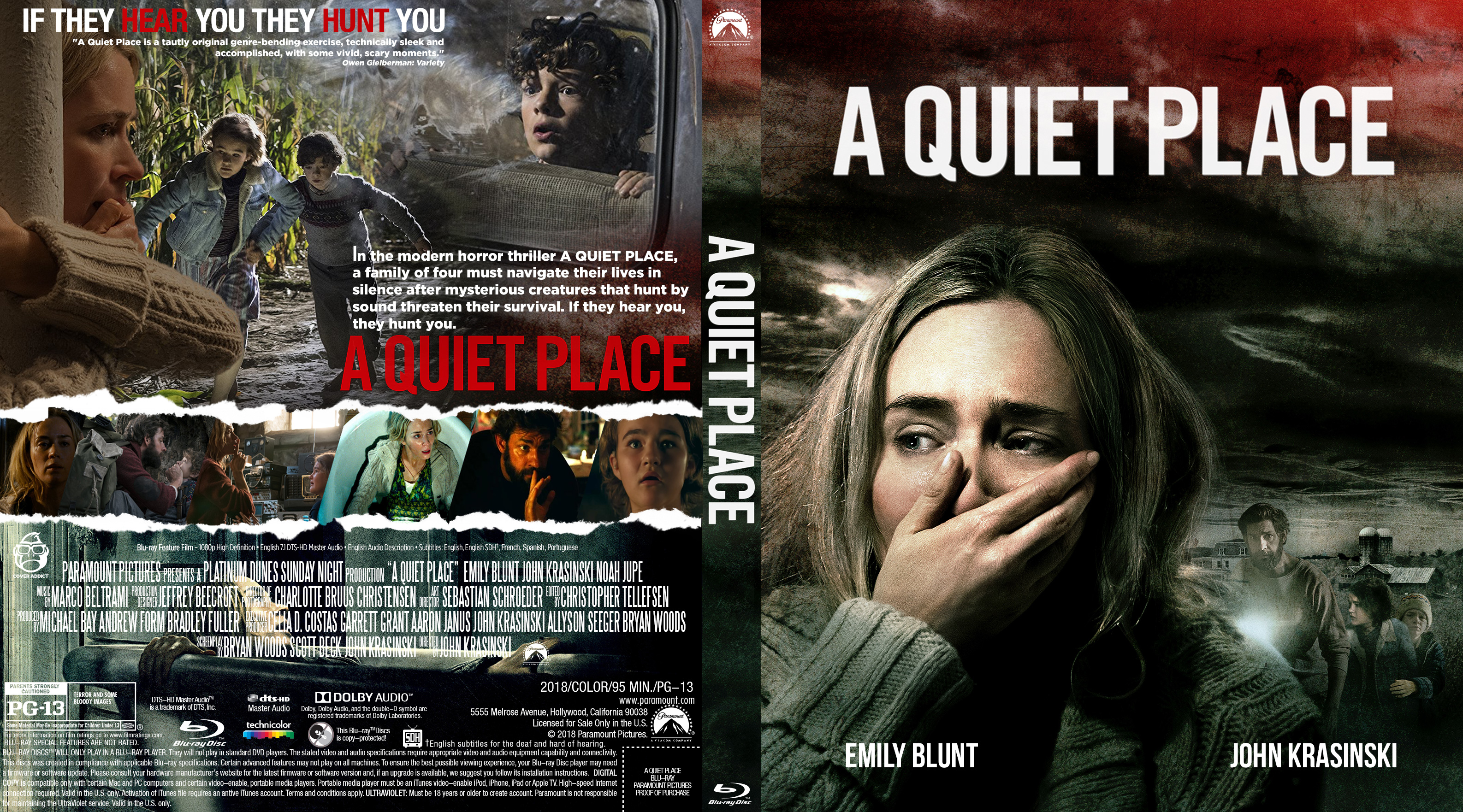 Image result for 'A Quiet Place' blogspot.com