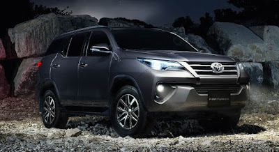 Toyota Fortuner 2018 Review, Specs, Price