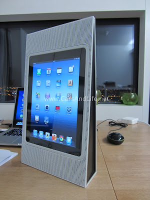 Bang & Olufsen BeoPlay A3 iPad Dock: Product Review