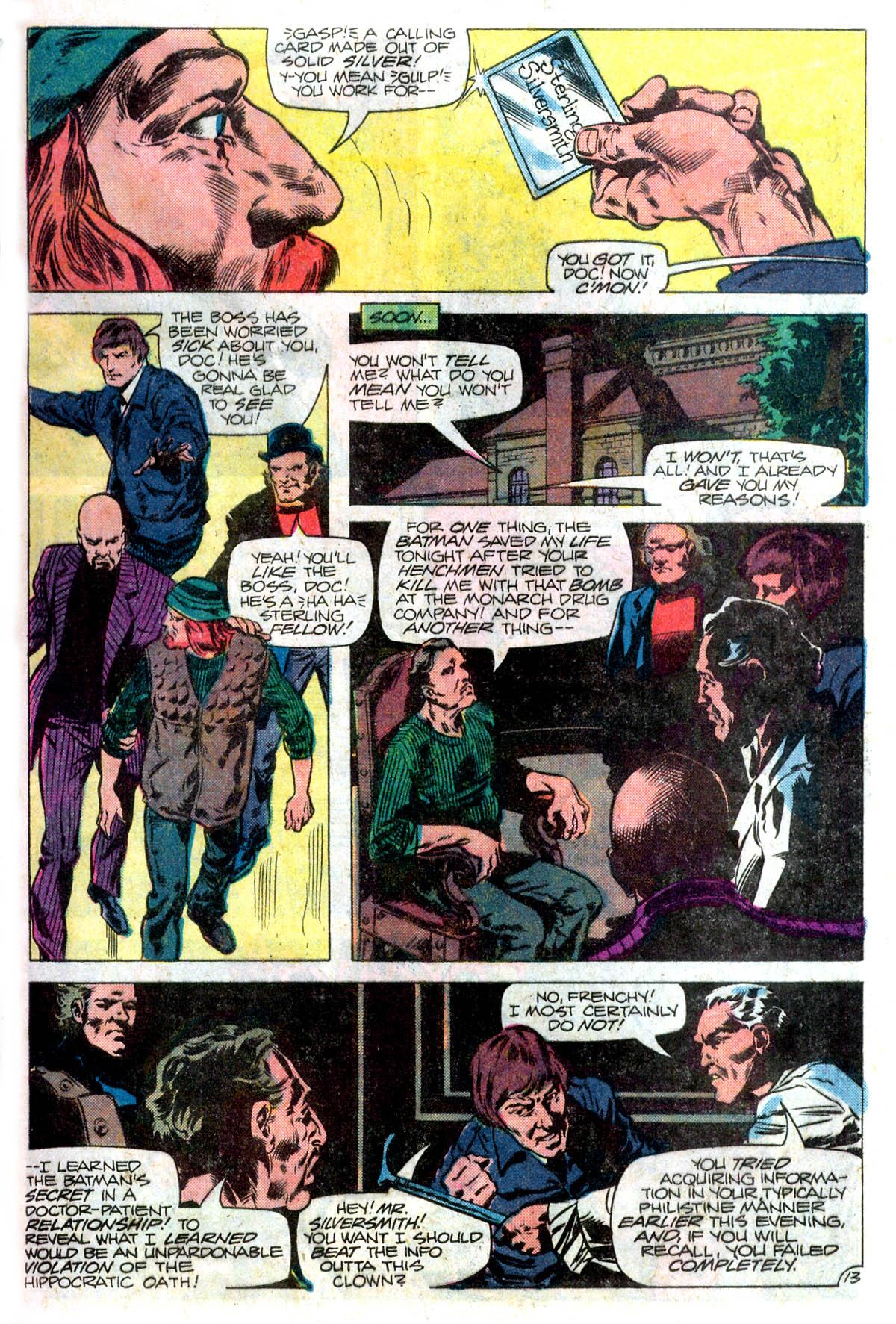 Detective Comics (1937) 495 Page 13