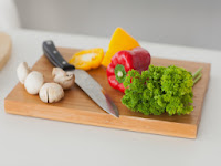 Tips Menggunakan Talenan Di Dapur (Tips For Using a Chopping Board In The Kitchen)