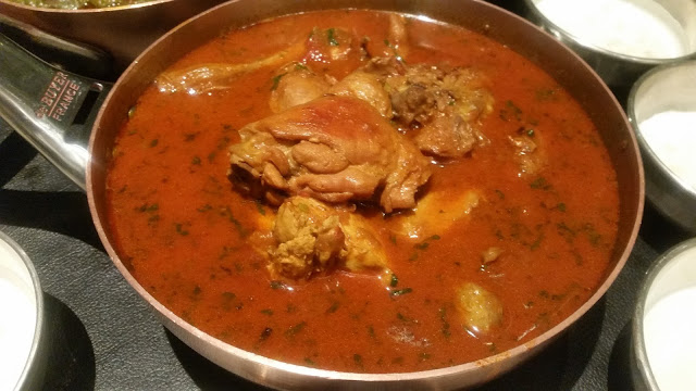 Puran Singh ke Dhaba Wali Chicken