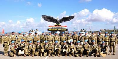 Misi Perdamaian Pasukan Garuda - berbagaireviews.com