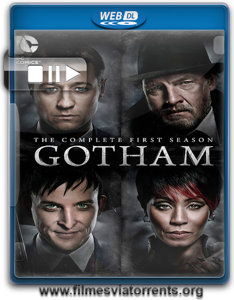 Gotham 1ª Temporada Torrent HDTV | 720p | 1080p