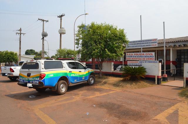 Suspeito de atirar em viatura da PM é preso em Cacoal