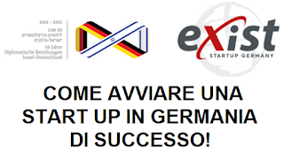 Come avviare una start up in Germania Exist