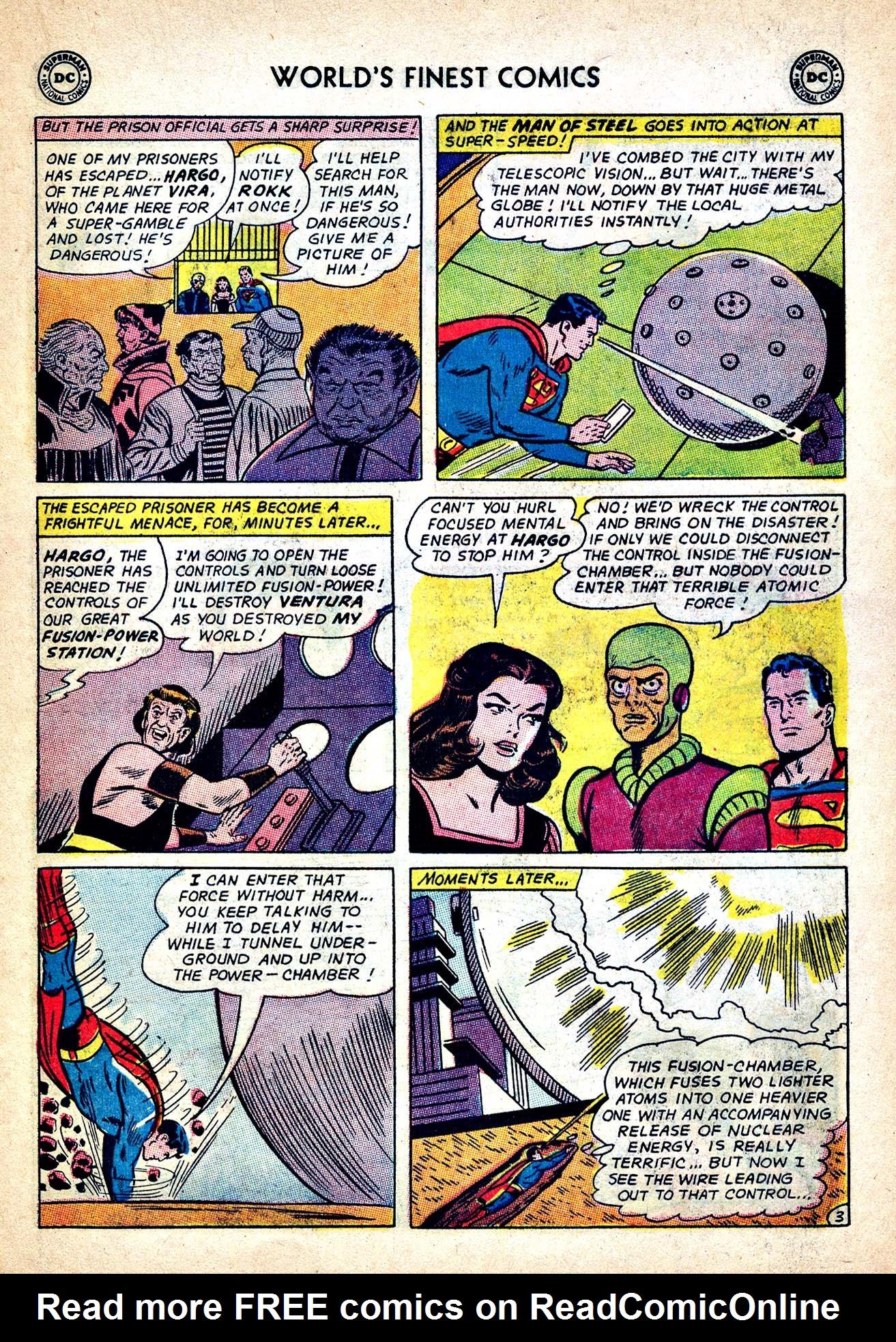 Read online World's Finest Comics comic -  Issue #150 - 15