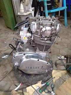 Dijual Mesin Yamaha XS650 Harga PILPRES