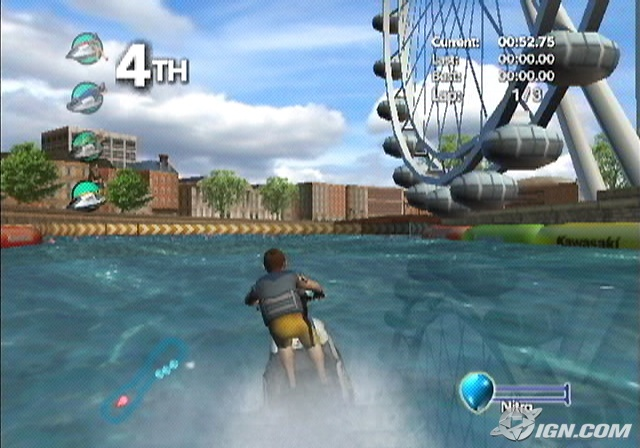 Kawasaki Jet Ski Game PC or Laptop