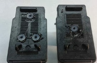 canon cartridges with silicon