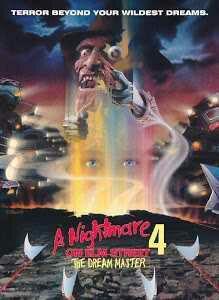 A Nightmare on Elm Street 4 (1988) BRRip 300MB Dual Audio ( Hindi - English) MKV