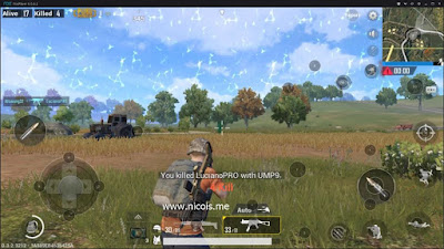 PUBG Mobile on Android