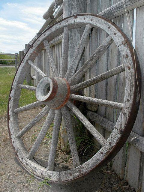 Two men and a little farm wagon wheel herb garden - Craigslist little rock farm and garden ...