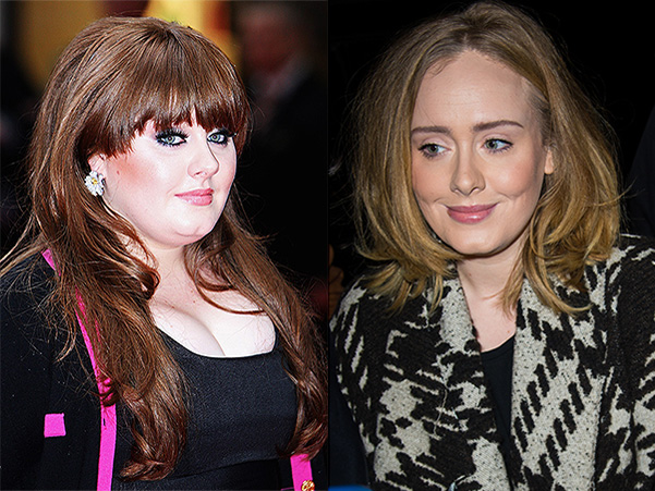 Evolution Adele