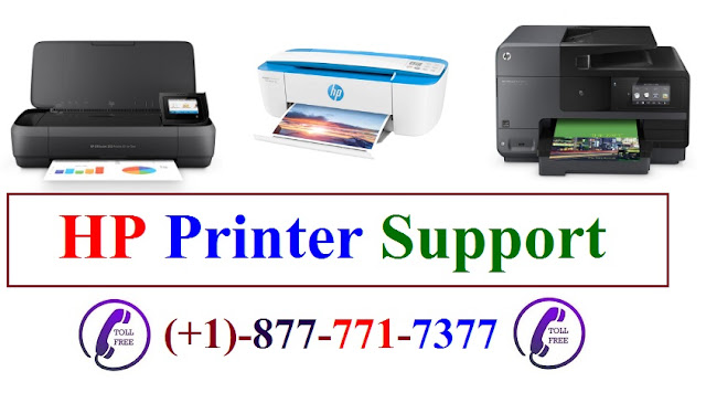 HP Printer Customer Service Number (+1) 877-771-7377