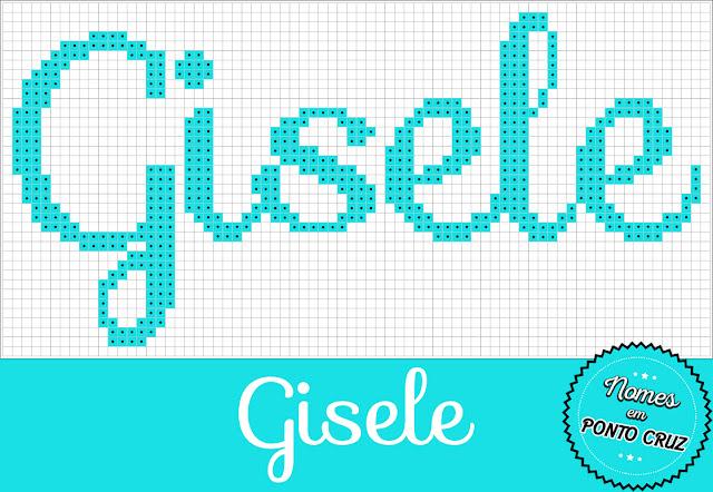 Nome Gisele em Ponto Cruz