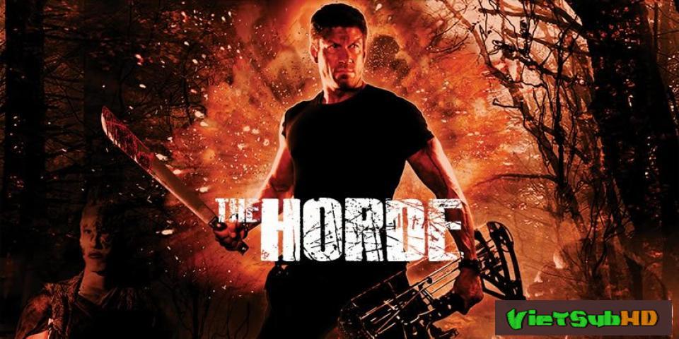Phim Những Kẻ Săn Người VietSub HD   The Horde 2016