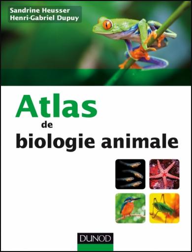 Livre : Atlas de biologie animale - Sciences Sup, Dunod PDF