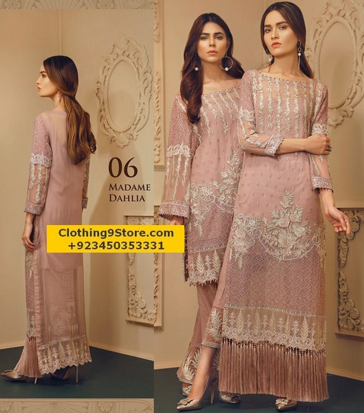 Chantelle Chiffon Vol 3 for Formal Wear