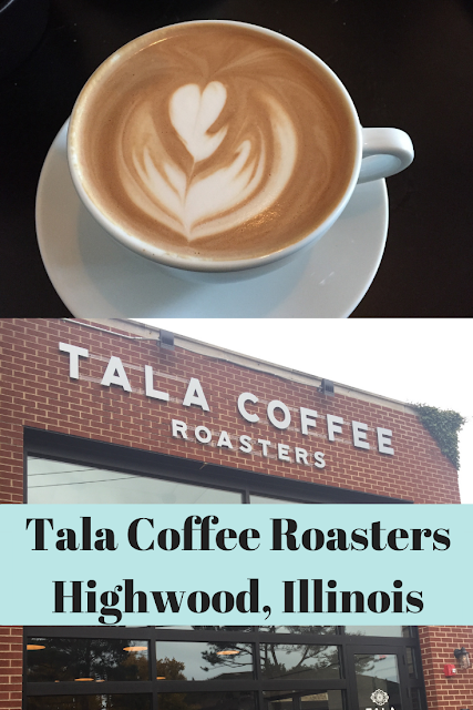 Tala Coffee Roasters in Highwood, Illinois serves up  great locally roasted coffee.