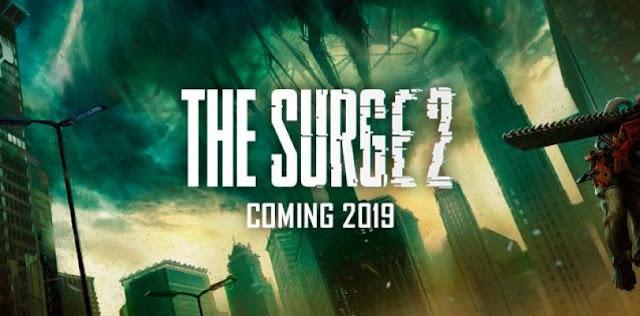 The Surge 2 llegará en 2019