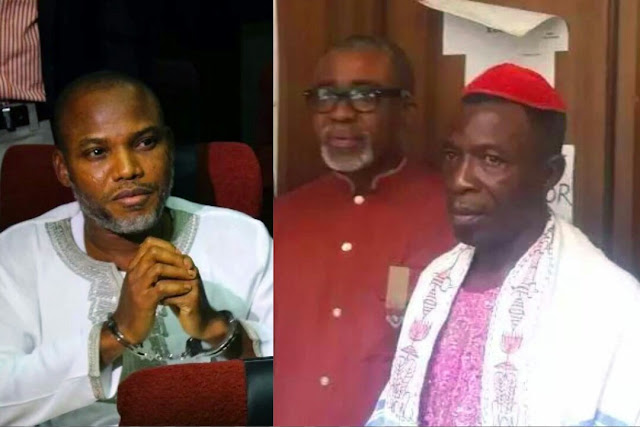 Nnamdi Kanu: Federal Government Says Senator Abaribe, Others May Face Imprisonment If....
