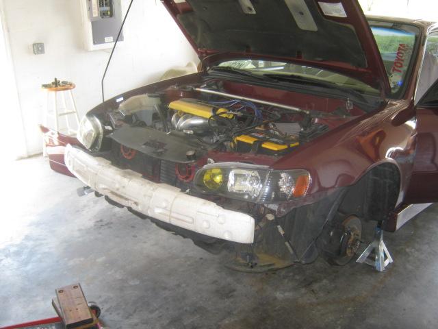Diy Corolla 98 02 Rack Pinion Replacement
