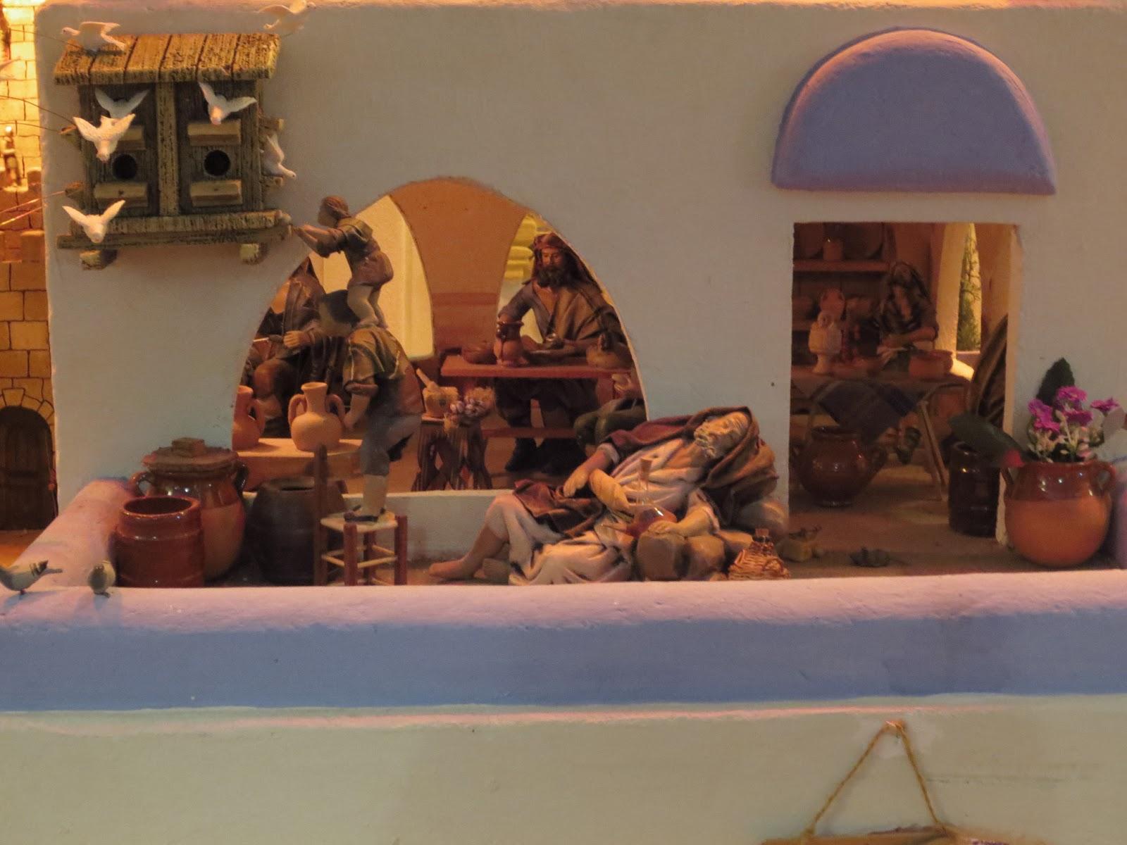 Kitschige Weihnachtsbeleuchtung.Viola S Plaudersofa Weihnachten In Spanien Teil 1