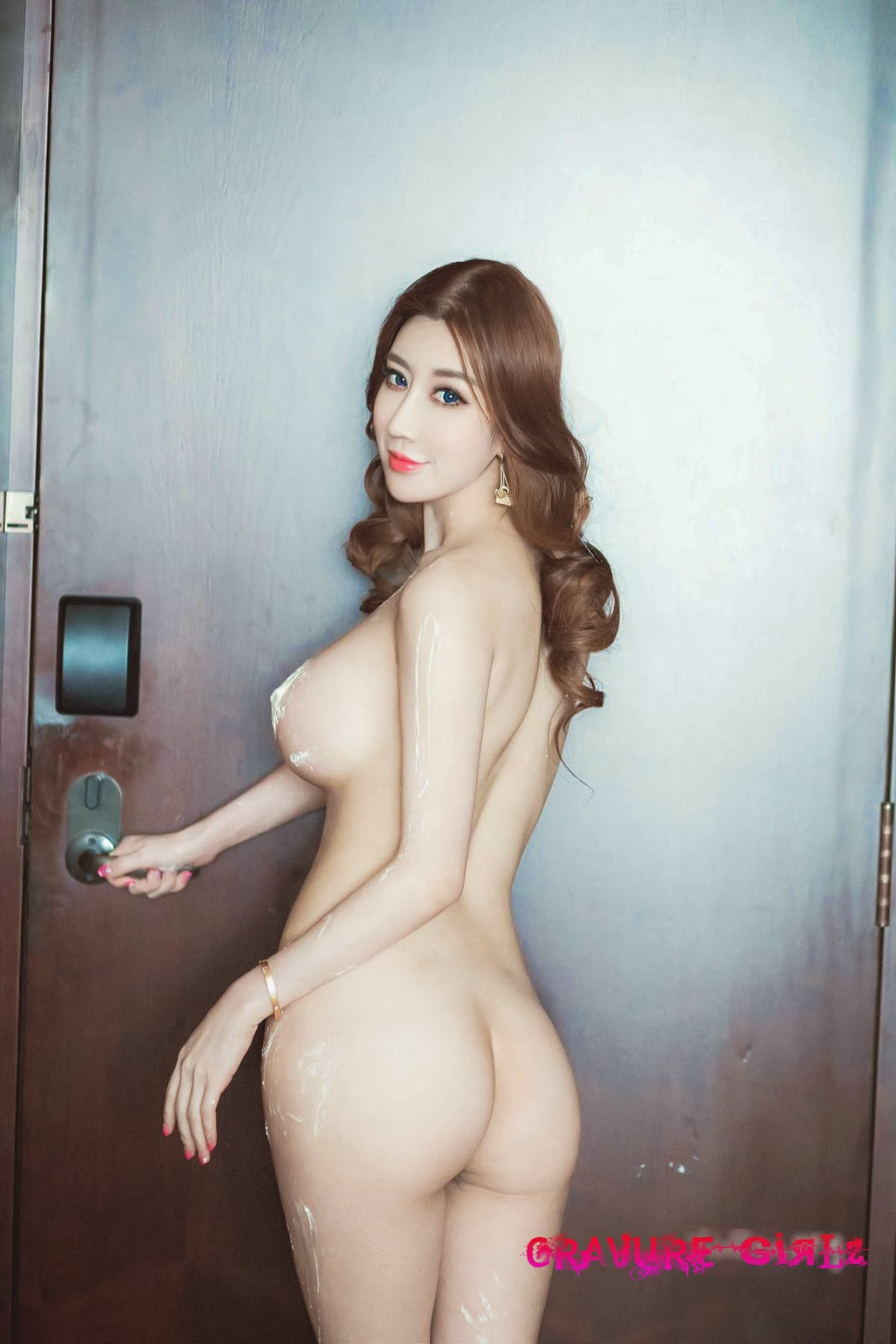 Luci  Nude Chinese Girl W Huge Boobs And Butt -9905