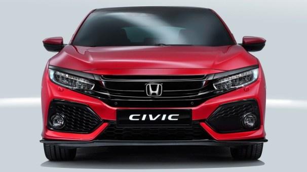 Honda Civic Turbo Hatchback Akan Hadir di Indonesia