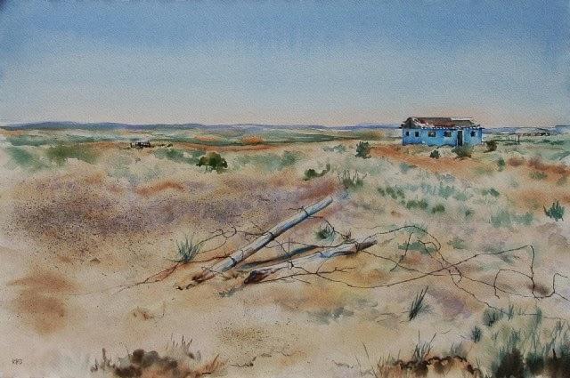 Портретная и пейзажная живопись. Kimberly Reed-Deemer