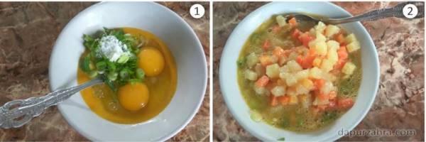 martabak telur mini
