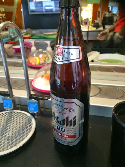 Asahi øl