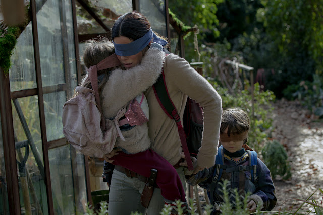 Bird Box: Netflix Film Review