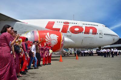 Airbus 330-900NEO Lion Air