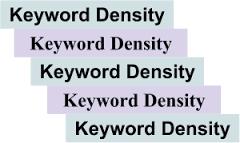 Jumlah Kepadatan Kata Kunci Yang Baik