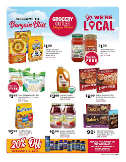 ⭐ Grocery Outlet Ad 10/16/19 ⭐ Grocery Outlet Flyer October 16 2019